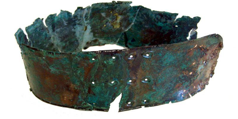 Cinturone in bronzo